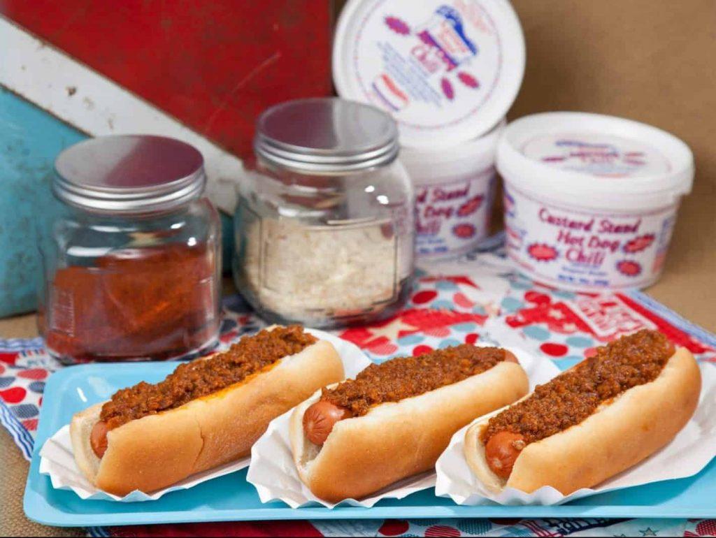 America's Tastiest Hot Dog Chili