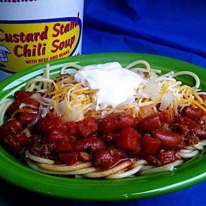 Cincinnati Chili (aka Chili 5-Way)