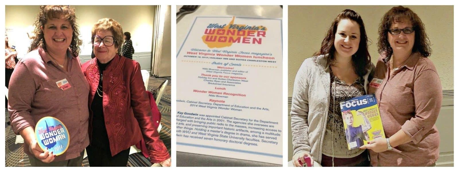 WV Wonder Women Luncheon