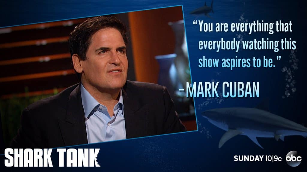 Mark Cuban tells The Custard Stand,